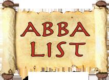 Abba List
